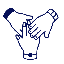 Public Domain, collaboration icon from Noun Project